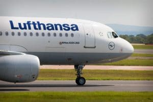 Lufthansa rewards